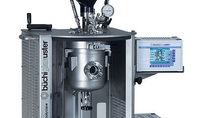 Buchi pressure reactor systems